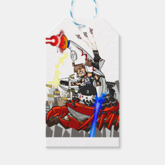 Going up to the capital! Worldwide master English Gift Tags