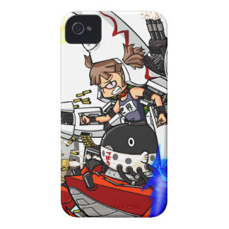 Going up to the capital! Worldwide master English iPhone 4 Cover