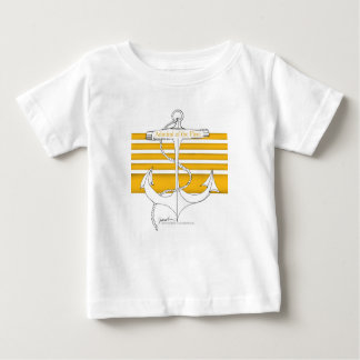 gold admiral of the fleet, tony fernandes baby T-Shirt
