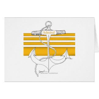 gold admiral, tony fernandes card