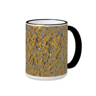 Gold Aluminum Mug