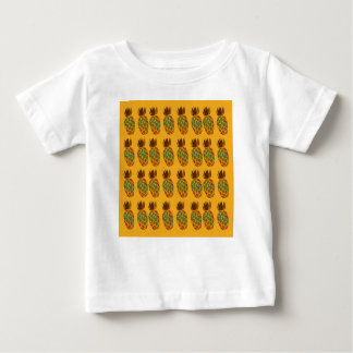 Gold ananases edition Ethno Baby T-Shirt