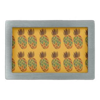 Gold ananases edition Ethno Belt Buckle