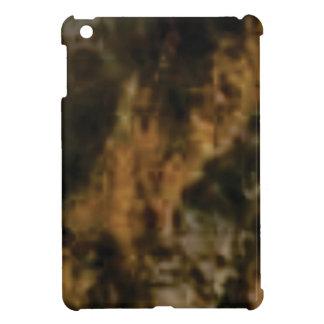 gold and black stone iPad mini cover