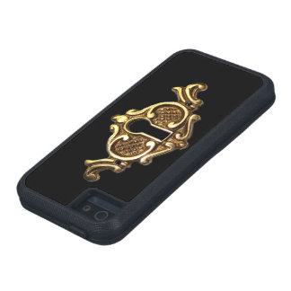 Gold Antique Victorian Key Hole iPhone 5/5S Case