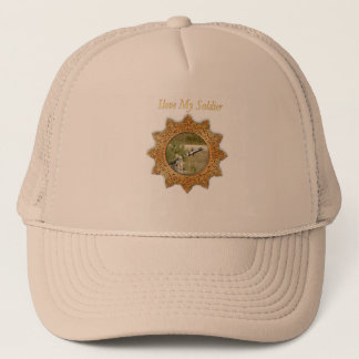 Gold Army anti tank guided missile Trucker Hat