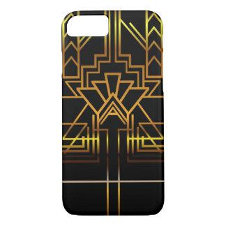 Gold Art Deco Phone Case