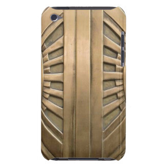 gold, art nouveau,art deco,vintage,chic,elegant,vi Case-Mate iPod touch case
