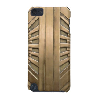 gold, art nouveau,art deco,vintage,chic,elegant,vi iPod touch (5th generation) covers