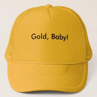 Gold, Baby! Cap