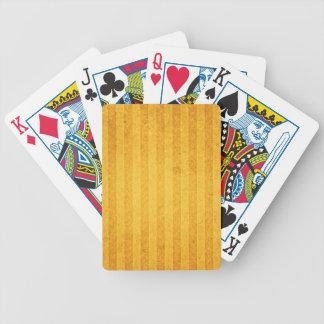 gold-background #2 poker deck