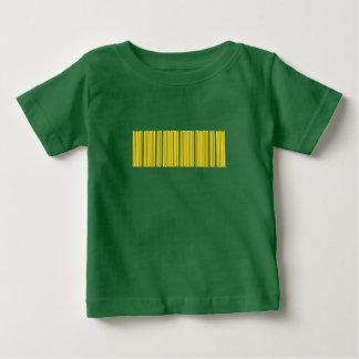 Gold Barcode Baby T-Shirt