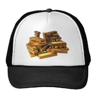 Gold Bars Cap