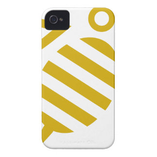 Gold Bee Case-Mate iPhone 4 Cases