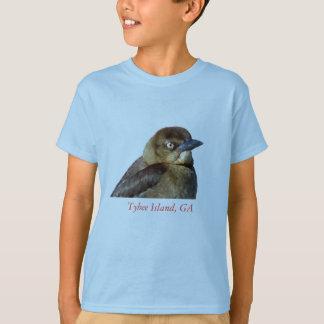 Gold bird, Tybee Island, GA Tshirts