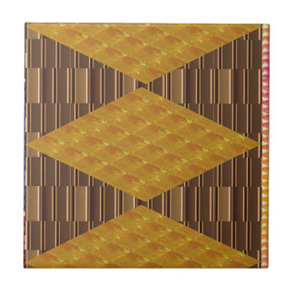 Gold Biscuits Golden Plates Decoration Gifts FUN Ceramic Tile