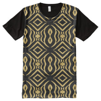 Gold Black American Apparel Shirt Buy Gifting