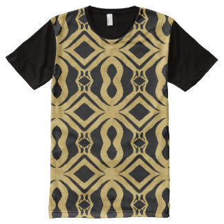 Gold Black American Apparel Shirt Buy Online Sale