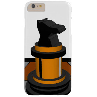 Gold Black CricketDiane Chess Knight Geeky Nerd Barely There iPhone 6 Plus Case
