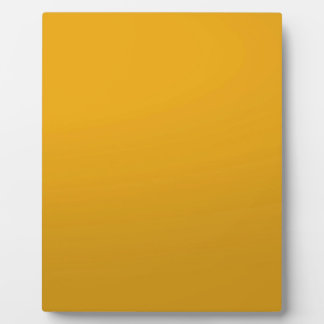 Gold Blank TEMPLATE : Add text, image, fill color Display Plaque