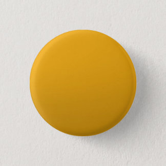 Gold Blank TEMPLATE : Add text, image, fill colour 3 Cm Round Badge