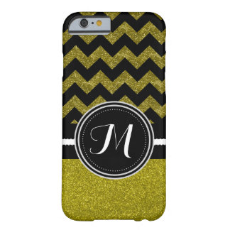 Gold Bling Glitter Personalized Case