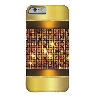 Gold Bronze Metallic iPhone Case