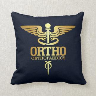 Gold Caduceus (ORTHO) Cushion