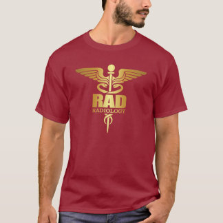Gold Caduceus (RAD) T-Shirt