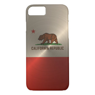 Gold California Republic iPhone 8/7 Case