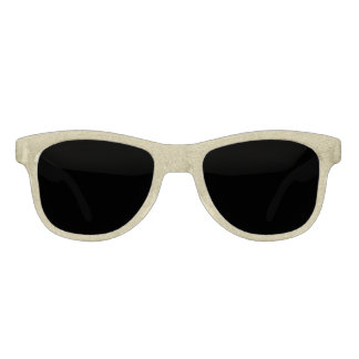 Gold Canvas Sunglasses