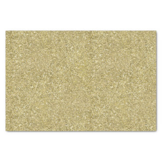 Gold Canvas Tissue Paper