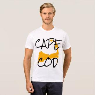 Gold Cape Cod Massachusetts shirt
