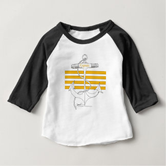 gold captain, tony fernandes baby T-Shirt
