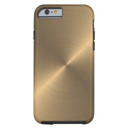 Gold iPhone 6 Case