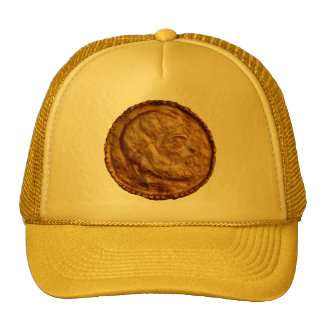 Gold Cast Coin - Ancient Look Hats