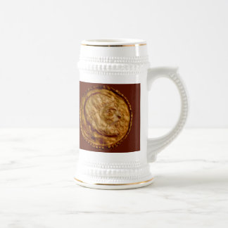 Gold Cast Coin - Ancient Look Mugs