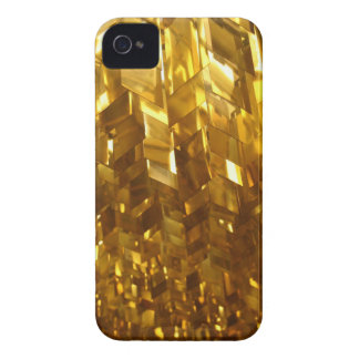 Gold Ceiling Abstract Art Case-Mate iPhone 4 Cases