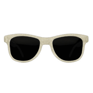gold chevron sunglasses
