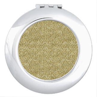 gold chevron vanity mirrors