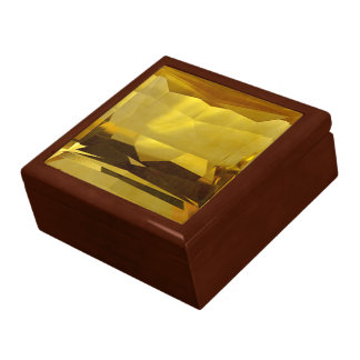 Gold Citrine Gift Box
