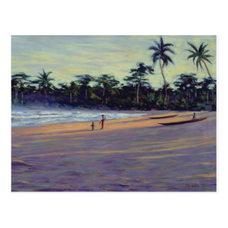 Gold Coast 1993 Postcard