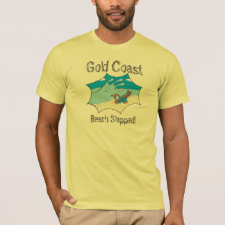 Gold Coast Beach Slapped Surfer Wipeout? T-Shirt