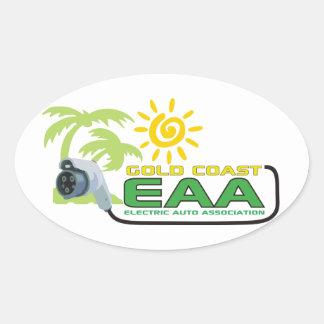 Gold Coast EAA Stickers