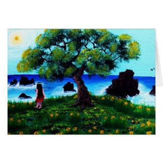Gold Coast Girl Card