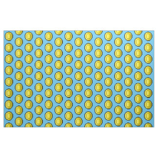 Gold Coin Fabric