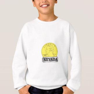 Gold Coin of Nevada Sweatshirt