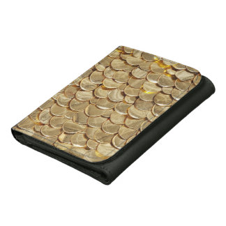 Gold Coin Wallet
