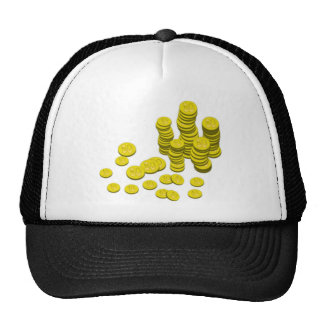 Gold Coins Hats