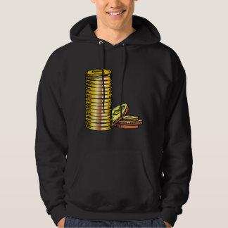 Gold Coins Sweatshirt
